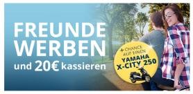 Sunmaker Freunde Werben Bonus