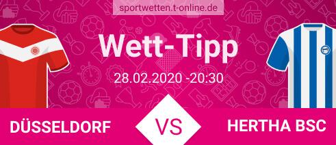 Fortuna vs Berlin Wett Tipp