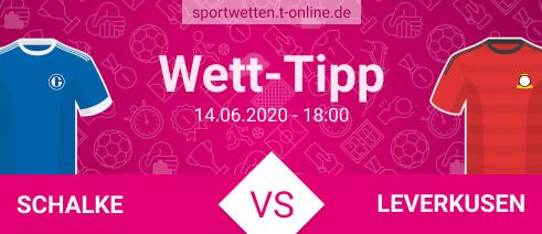 Schalke 04 vs Bayer Leverkusen Wett Tipp