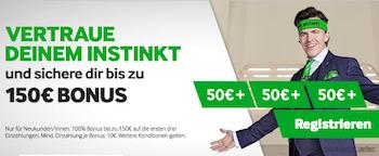 betway bonus neu 150€
