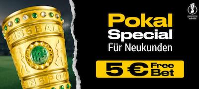 bwin 5 euro freebet dfb pokal finale