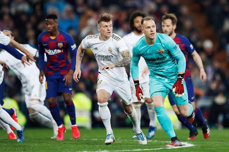 Kroos oder ter Stegen - wer wird Primera Division Meister 2019/2020?