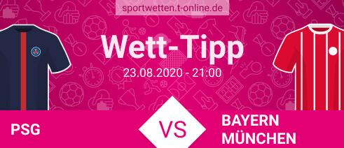 PSG Bayern Tipp CL Finale