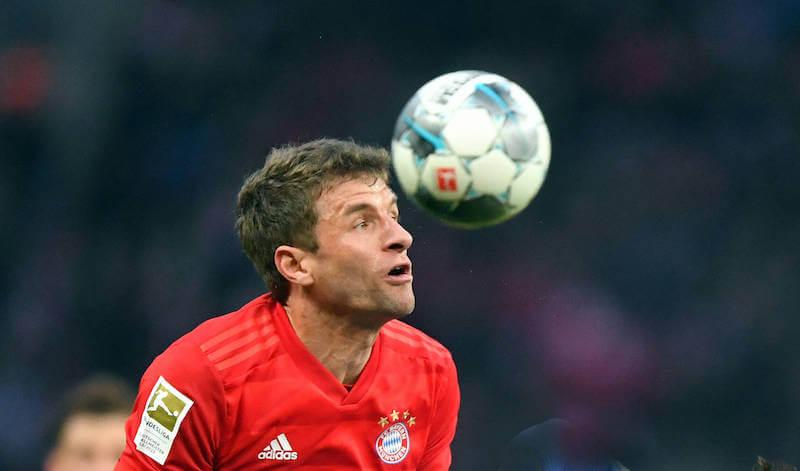 Thomas Müller trifft mit den Bayern am 4.10.2020 auf Hertha Berlin