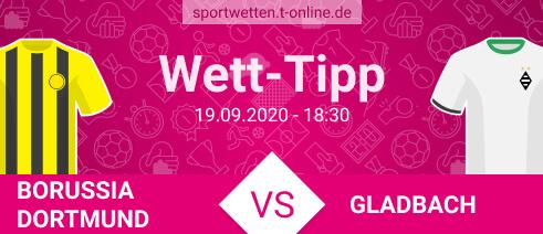 BVB Gladbach Tipp
