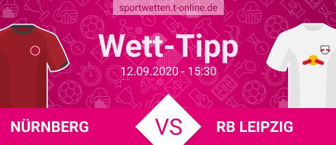 Nürnberg vs RB Leipzig Wett Tipp