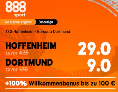 Hoffenheim vs BVB Boost