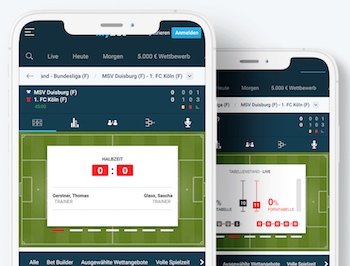 Mybet App Statistiken