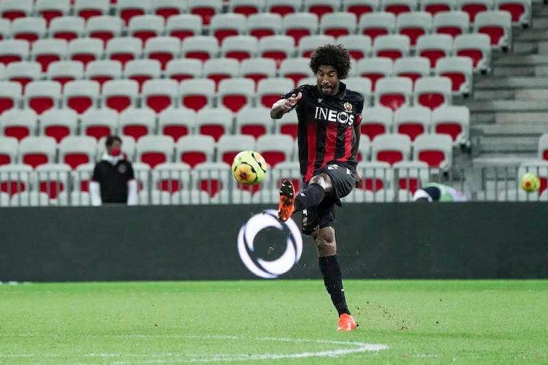 Dante triff mit Nizza am 22.10. auf Bayer 04 Leverkusen