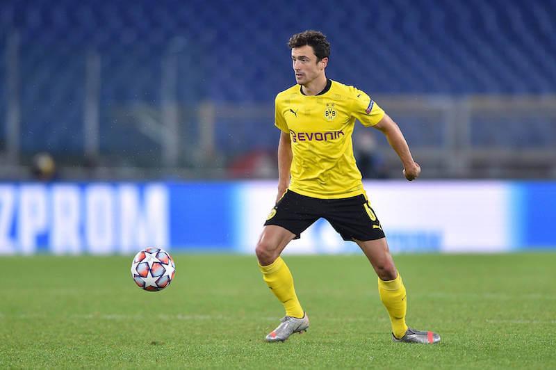 Thomas Delaney trifft mit Dortmund in der CL auf St. Petersburg