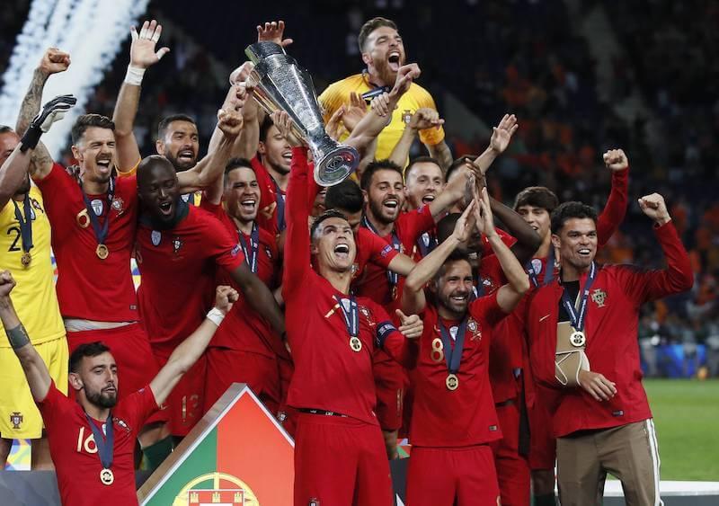 Portugal und CR7 wollen erneut die Nations League gewinnen