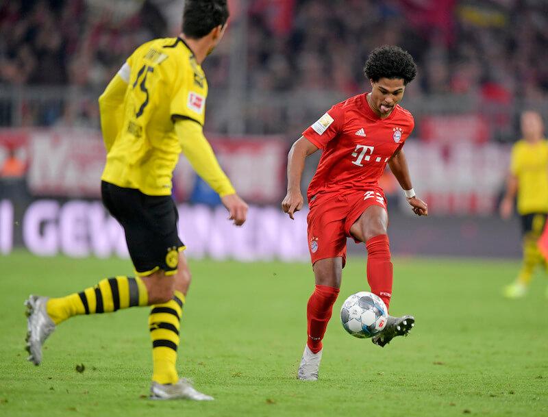 Gnabry trifft mit Bayern auswärts auf Hummels und den BVB