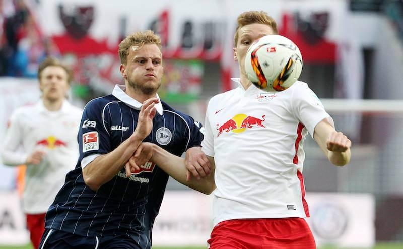 Halstenberg will mit RB Leipzig gegen Bielefeld voll punkten