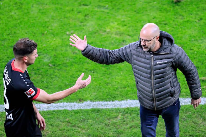 Leverkusens Stürmer Alario will Bosz gegen Hapoel stolz machen