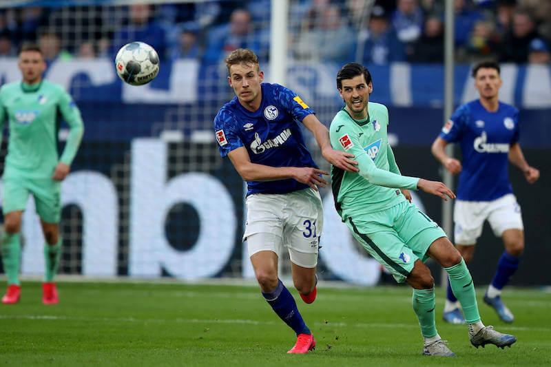 Schalke trifft zuhause auf die TSG Hoffenheim