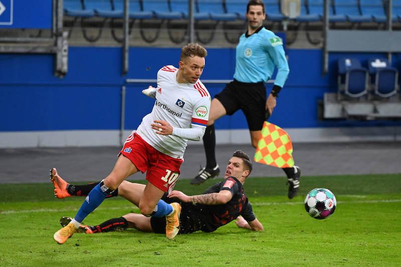 Nürnbergs Wekesser trifft auf Kittel und den Hamburger SV