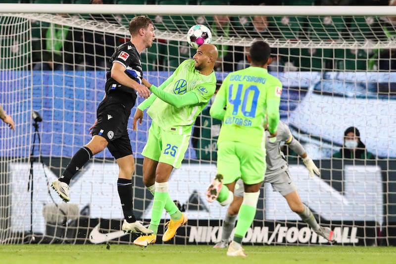 Nach einem guten Spiel gegen Bayern geht es für Klos und Bielefeld nun gegen Wolfsburg