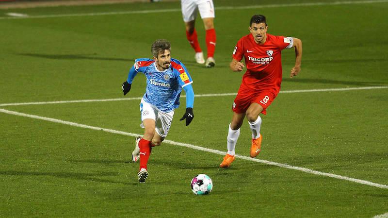 Kann Fin Bartels Kiel zum Sieg gegen Bochum führen?