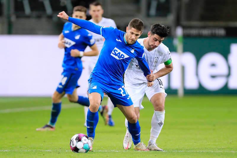 Hoffenheim trifft am 30. Spieltag auf Gladbach