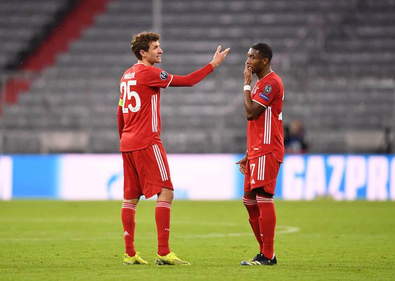 Können Thomas Müller und David Alaba gegen PSG noch die Trendwende schaffen?