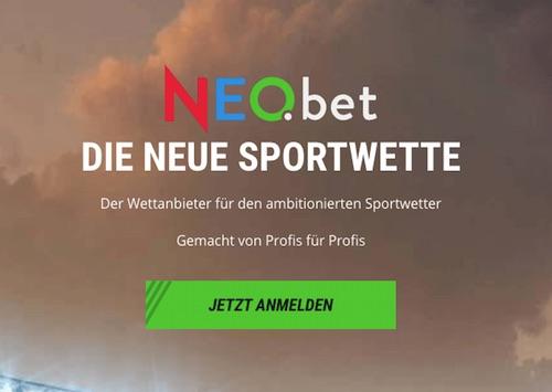 Neobet Sportwette