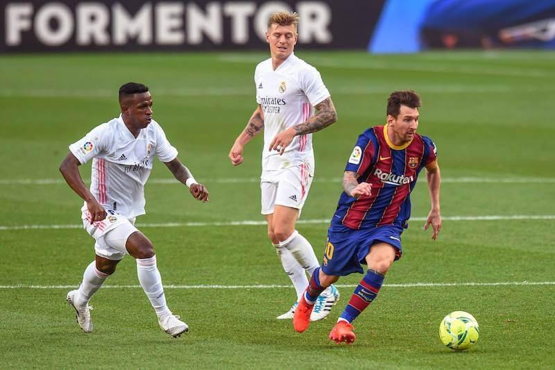 Messi trifft mit Barca im Clasico auf Toni Kroos