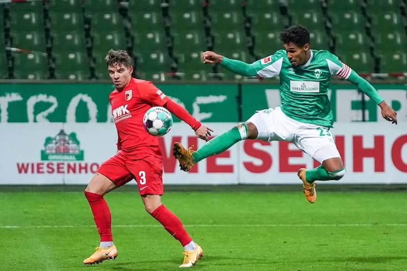Augsburg Pedersen kämpft gegen Bremen und Gebre Selassie um den Verbleib in der Bundesliga