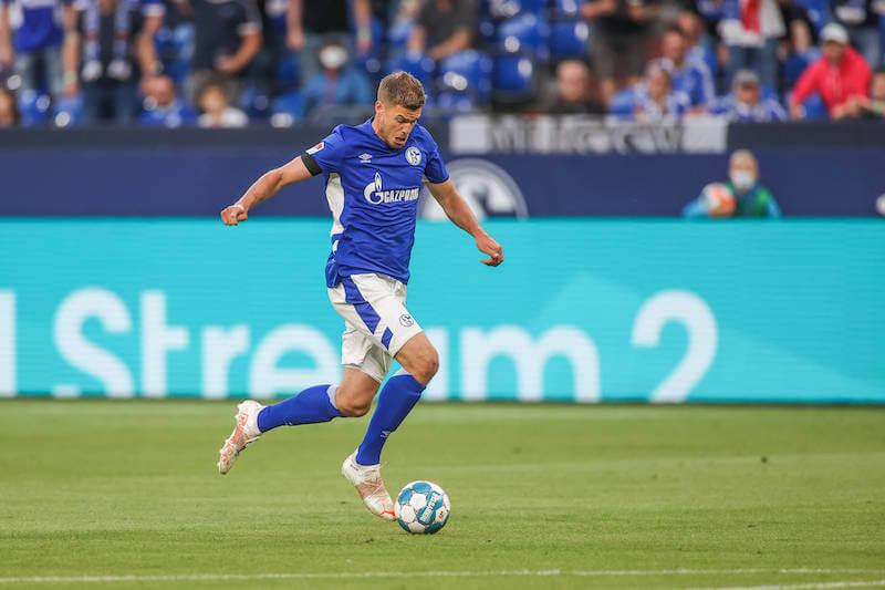 Schalkes Angreifer Terodde will gegen Kiel Tore erzielen