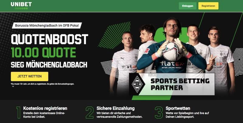 Gladbach Pokal Sieg Boost gegen FCK