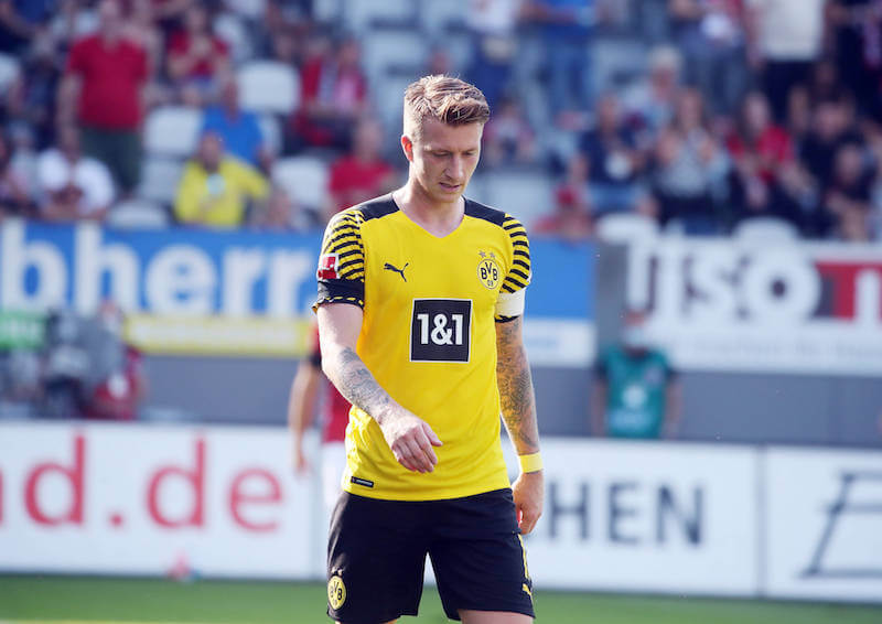 Reus enttäuschte gegen Freiburg.