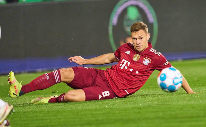 Kimmich peilt den nächsten Bayern Sieg an