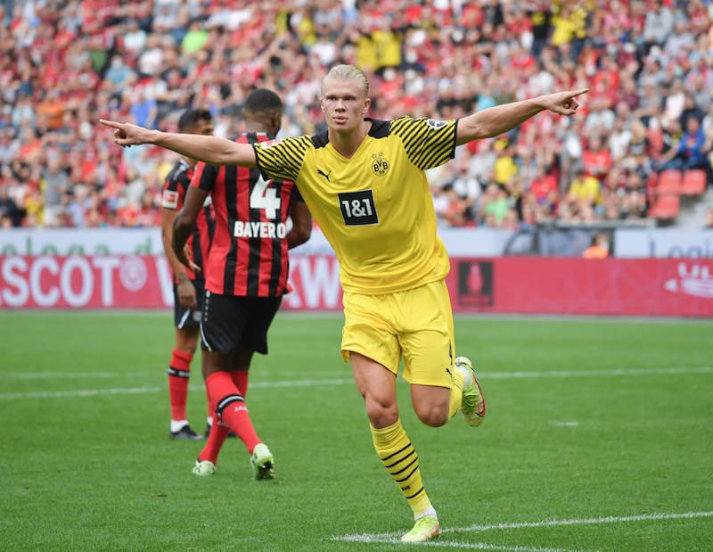 Dortmunds Haaland will gegen Besiktas sein Können zeigen
