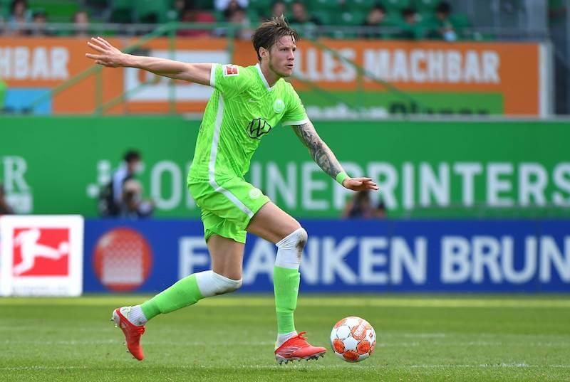 Wolfsburg Angreifer Weghorst will gegen Lille in der CL anschreiben